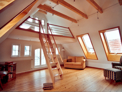attic conversion loft. Black Bedroom Furniture Sets. Home Design Ideas
